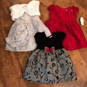 2T winter dress